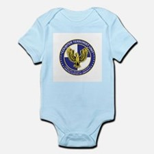 Terrorism CTU Seal Infant Creeper