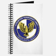 Terrorism CTU Seal Journal