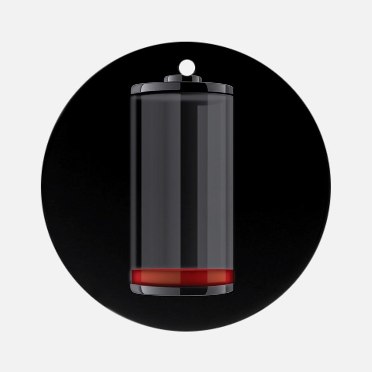 Low energy Ornament (Round)