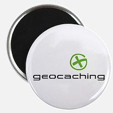 Geocaching Logo green Magnet