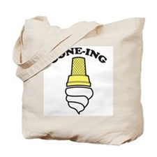 Cone-ing Tote Bag