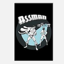 Assman II Postcards (Package of 8)