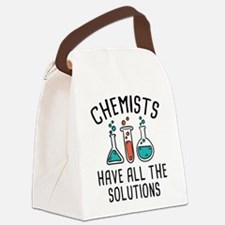 Chemists Canvas Lunch Bag