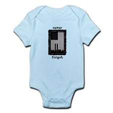 Twin Towers Infant Bodysuit