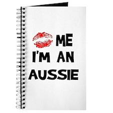 Kiss Me I'm An Aussie Journal