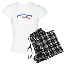 Pacific Blue Pajamas