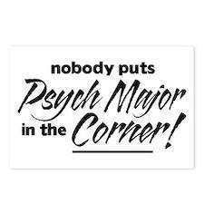 Psych Major Nobody Corner Postcards (Package of 8)