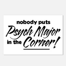 Psych Major Nobody Corner Postcards (Package of 8)