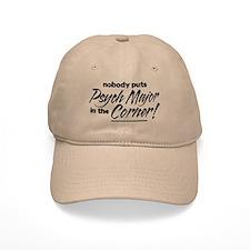 Psych Major Nobody Corner Baseball Cap