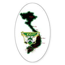 221st RAC Decal