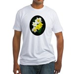 Daffodils Fitted T-Shirt