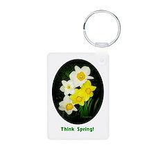 Daffodils Keychains
