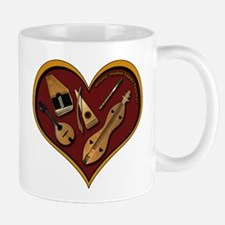 Heart of Music Mug