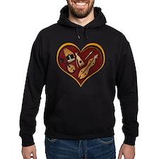 Heart of Music Hoody