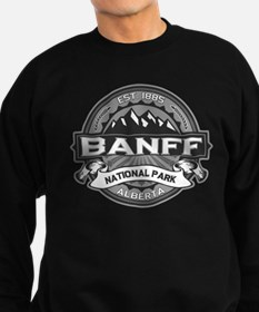Banff Natl Park Ansel Adams Sweatshirt