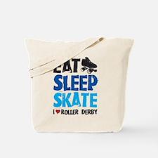 Cute Rollerderby Tote Bag