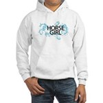 Horse Girl Hooded Sweatshirt