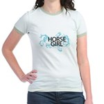 Horse Girl Jr. Ringer T-Shirt