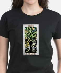 Tree Farmer Ash Grey T-Shirt