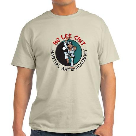 Ho Lee Chit Martial Arts Light T-Shirt