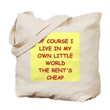 psychology Tote Bag