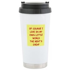 psychology Travel Coffee Mug