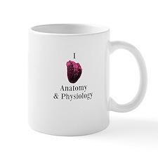 I Love Anatomy & Physiology Mug