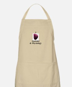 I Love Anatomy & Physiology Apron