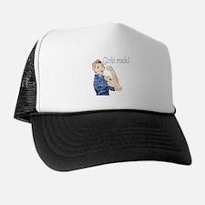 Girls Rock! (vintage) Trucker Hat