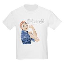 Girls Rock! (vintage) T-Shirt
