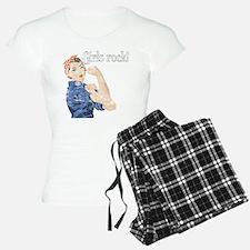 Girls Rock! (vintage) Pajamas