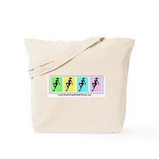 Sexy Sk8r Multi-Color Tote Bag