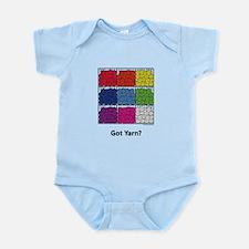 Got Yarn? Infant Bodysuit