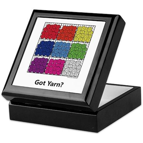 Got Yarn? Keepsake Box
