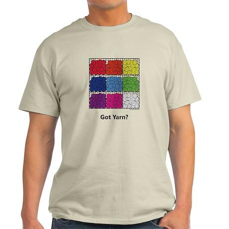 Got Yarn? Light T-Shirt