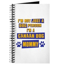 Canaan Dog Mommy Journal