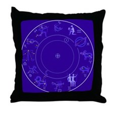 Cute Zodiak Throw Pillow