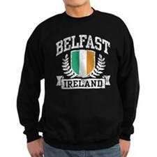 Belfast Ireland Jumper Sweater