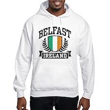 Belfast Ireland Jumper Hoody