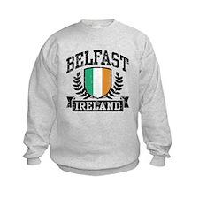 Belfast Ireland Sweatshirt
