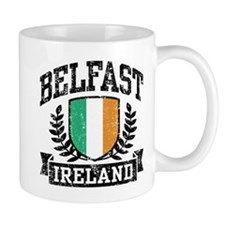 Belfast Ireland Small Small Mug