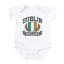 Dublin Ireland Infant Bodysuit