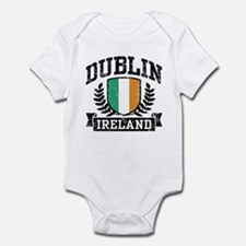 Dublin Ireland Infant Bodysuit