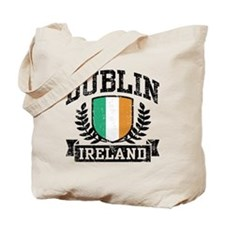 Dublin Ireland Tote Bag