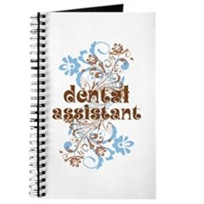 Dental Assistant Gift Journal