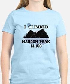 I Climbed MAROON PEAK T-Shirt