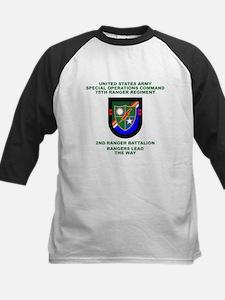 2nd Ranger Battalion Flash Tee
