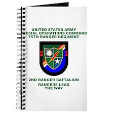 2nd Ranger Battalion Flash Journal
