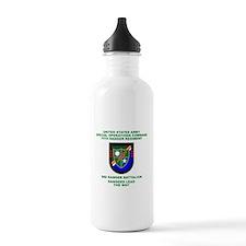 3rd Ranger Battalion Flash Sports Water Bottle