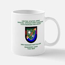 3rd Ranger Battalion Flash Mug